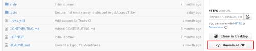 Загрузка библиотеки PHP для API Google Analytics