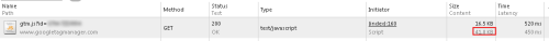 Небольшой контейнер в Google Tag Manager