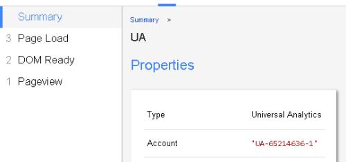 Активация тега Google Analytics на всех страницах сайта
