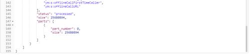 Logs API Яндекс Метрики - запрос обработан
